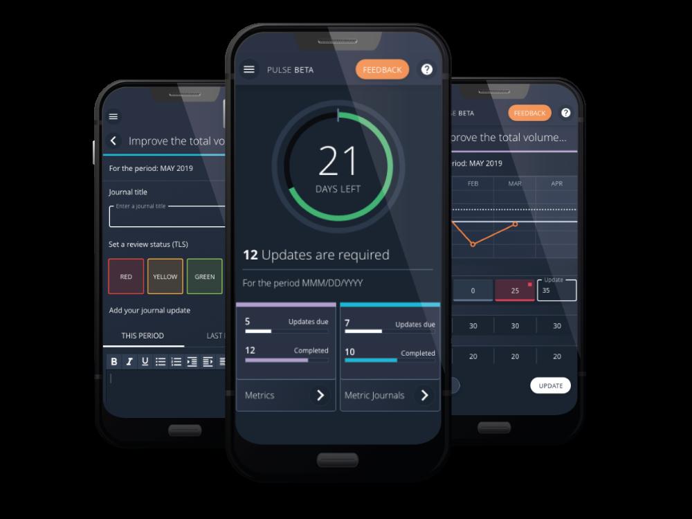 I-nexus Pulse software