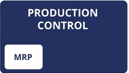 VSM icon, production control and MRP